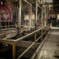 Hotter Than Hell - Sugar mill furnaces lie rusting and abandoned